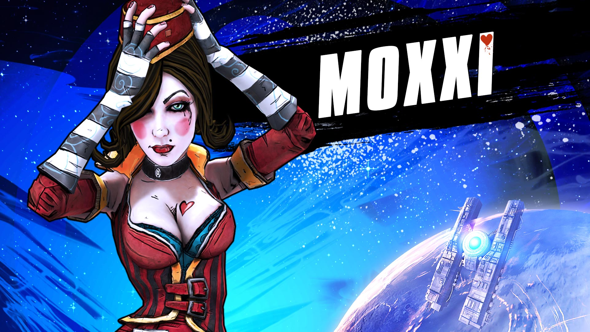 Borderlands: The Pre-Sequel - Moxxi | Steam Trading Cards
