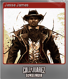 Call of Juarez Gunslinger Foil 2