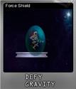 Defy Gravity Foil 4