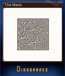 Dissonance An Interactive Novelette Card 2