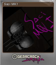 Gearcrack Arena Foil 3