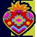 Guacamelee Emoticon bigheart