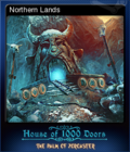 House of 1000 Doors The Palm of Zoroaster Card 2