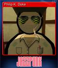 Jazzpunk Card 5