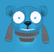 Light Bound Emoticon beary
