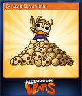 Mushroom Wars Card 6