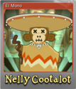 Nelly Cootalot The Fowl Fleet Foil 8