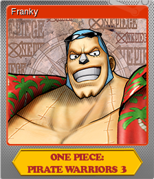 One Piece Pirate Warriors 3 Foil 6