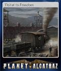 Planet Alcatraz Card 5