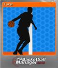 Pro Basketball Manager 2016 Foil 3