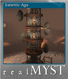 RealMyst Masterpiece Edition Foil 8