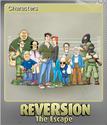 Reversion - The Escape Foil 1