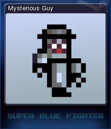 Super Blue Fighter Card 3