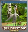 Teddy Floppy Ear Kayaking Foil 4