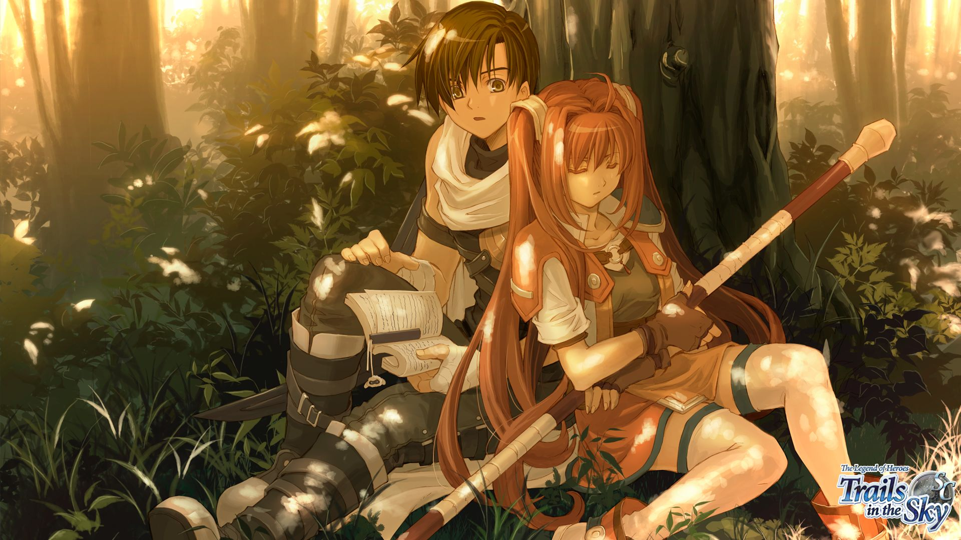The Legend Of Heroes Trails In The Sky Sc Steam Trading Cards