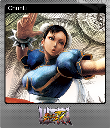 Ultra Street Fighter IV Foil 02