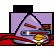 Angry Birds Space Emoticon LazerBird