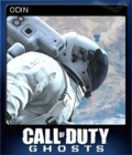 Call of Duty Ghosts Multiplayer Card 11