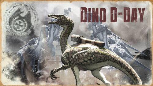 Dino D-Day Artwork 1