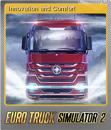 Euro Truck Simulator 2 Foil 6