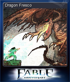 Fable Anniversary Card 1