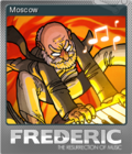Frederic Resurrection of Music Foil 6