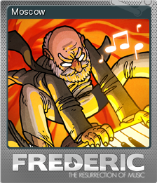 Frederic Resurrection of Music Foil 6