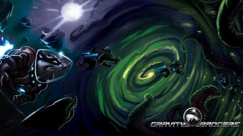 Gravity Badgers Artwork 4