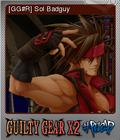 Guilty Gear X2 Reload Foil 07