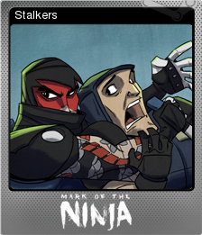 Mark of the Ninja Foil 5