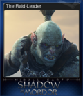Middle-earth Shadow of Mordor Card 5