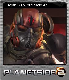 PlanetSide 2 Foil 3