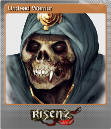 Risen 2 Dark Waters Foil 7