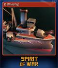 Spirit Of War Card 2