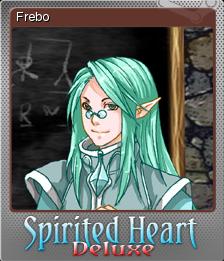 Spirited Heart Deluxe Foil 04
