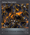Steam Awards 2017 Card 07
