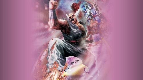 Street Fighter X Tekken Artwork 04