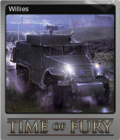 Time of Fury Foil 4