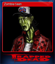 Trapped Dead Card 2