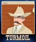 Turmoil Card 5