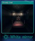 White Mirror Card 3