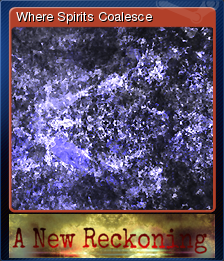 A New Reckoning Card 8