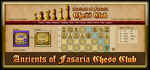 Ancients of Fasaria Chess Club Logo