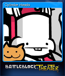 BattleBlock Theater Card 2
