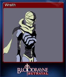 BloodRayne Betrayal Card 09
