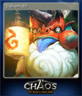 Chaos Heroes Online Card 2
