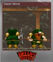 Delve Deeper Foil 10