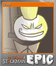 Draw a Stickman EPIC Foil 5