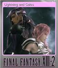 FINAL FANTASY XIII-2 Foil 5