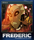 Frederic Resurrection of Music Card 3